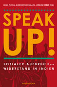 Buchcover Speak Up!